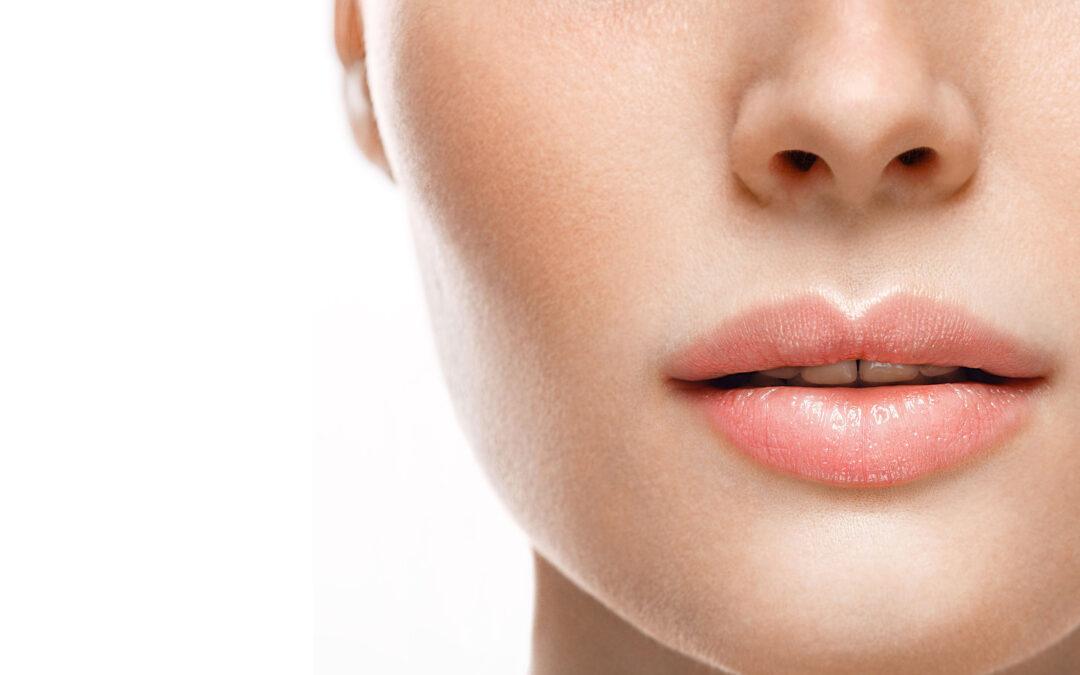 Usne, ženski najjači adut